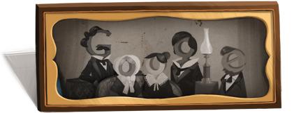 224 de ani de la nașterea lui Louis Daguerre