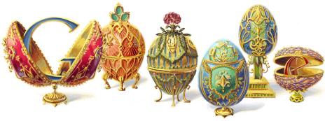 166 de ani de la nașterea lui Peter Carl Fabergé