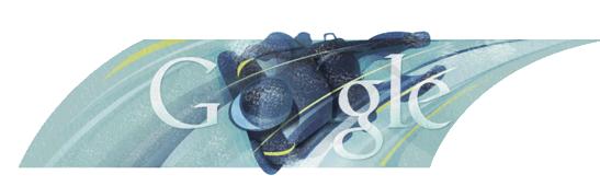Google Logo Vancouver 2010